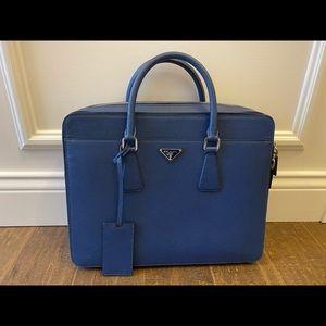 Authentic Prada Briefcase